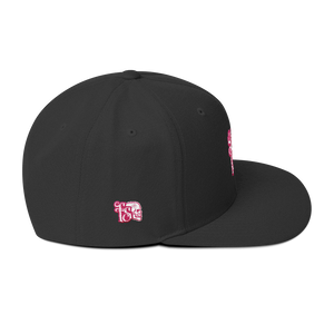 Forbidden Sabbath Icon, Wool Blend Snapback