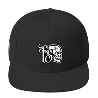 FORBIDDEN SABBATH ICON-WOOL BLEND SNAPBACK