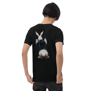 "JET ""THE RABBET"" SHORT SLEEVE T-SHIRT"