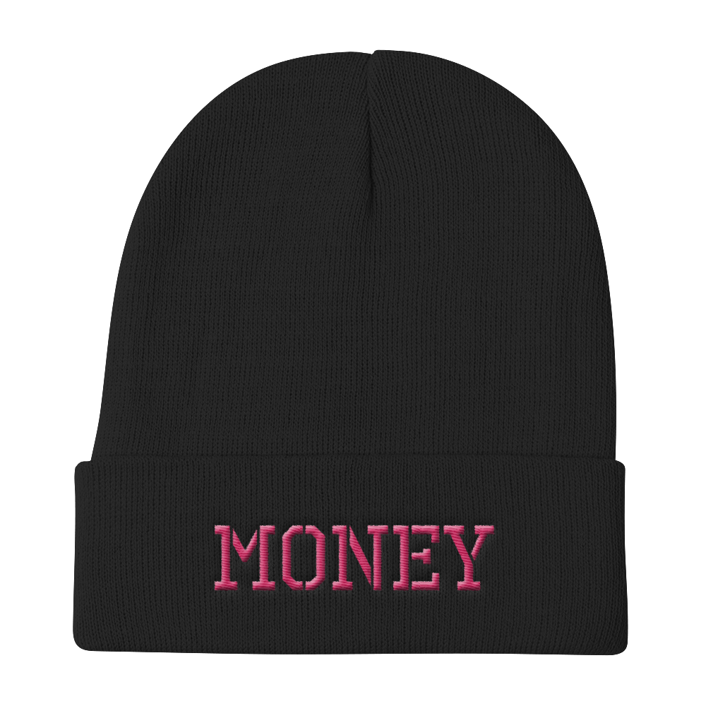Money Knit Beanie