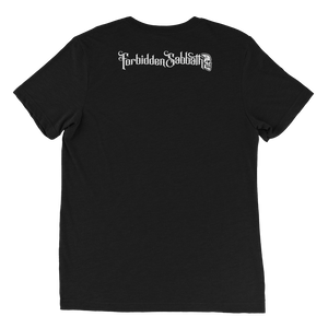 FORBIDDEN SABBATH ICON-Short sleeve t-shirt