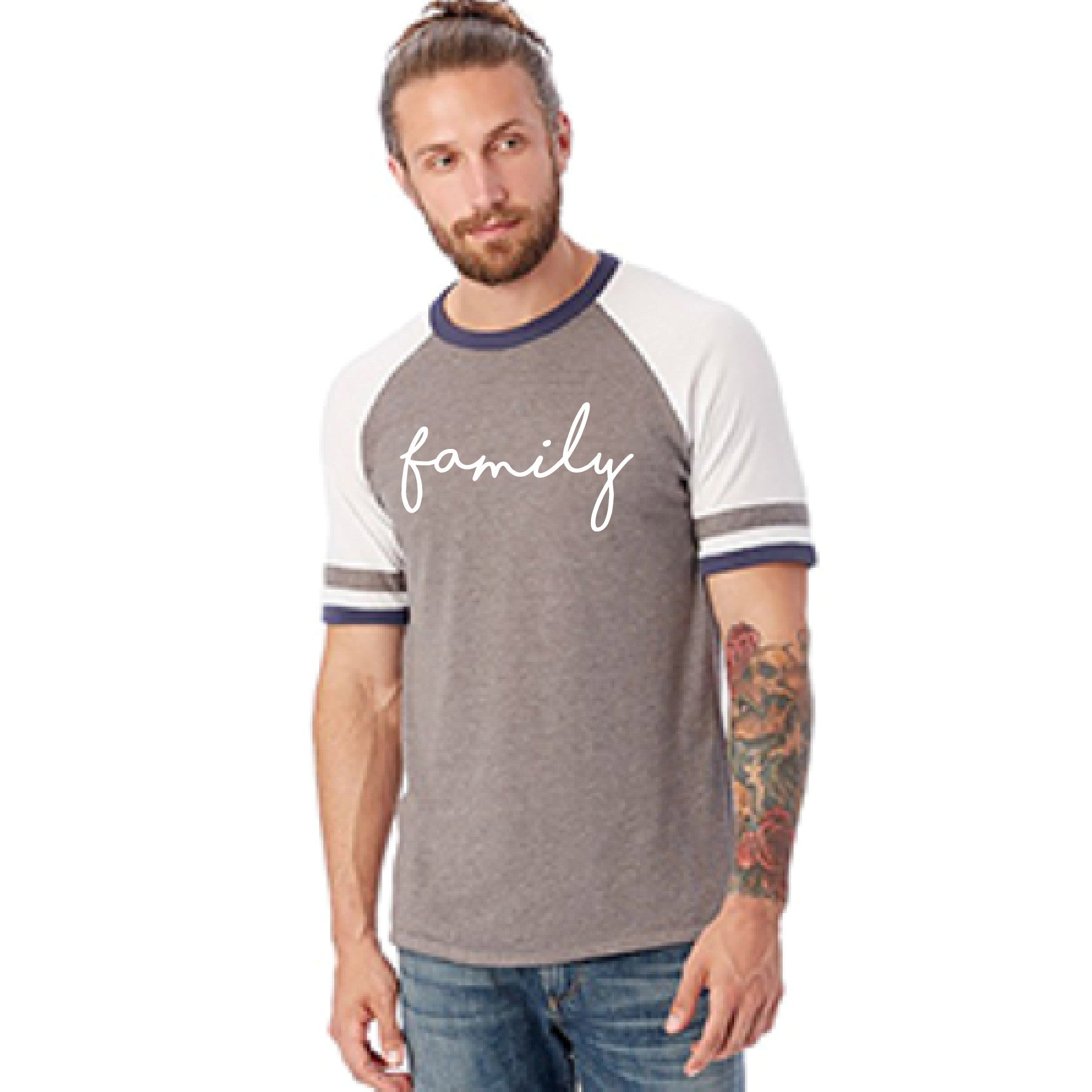 Family Vintage Jersey Tee