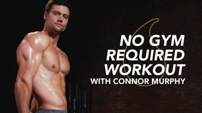 Connor Murphy's Full Body, No Gym Required Workout