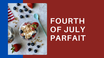 Fourth of July Parfait