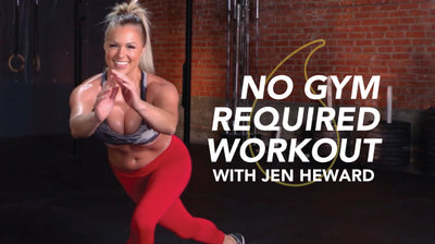 Jen Heward's Plyometric Total Body Workout