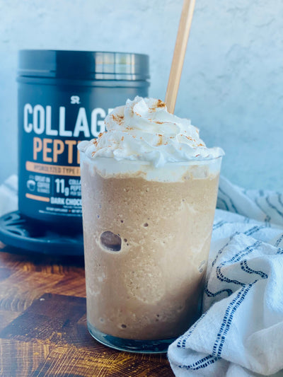 Collagen Cold Brew Smoothie