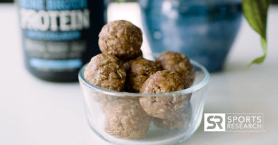 Sports Research Bone Broth Protein Balls