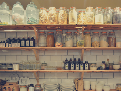 The Pantry Essential Checklist