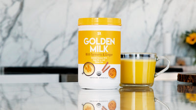 Move Over Pumpkin Spice, Golden Milk is the New Flavor of Fall