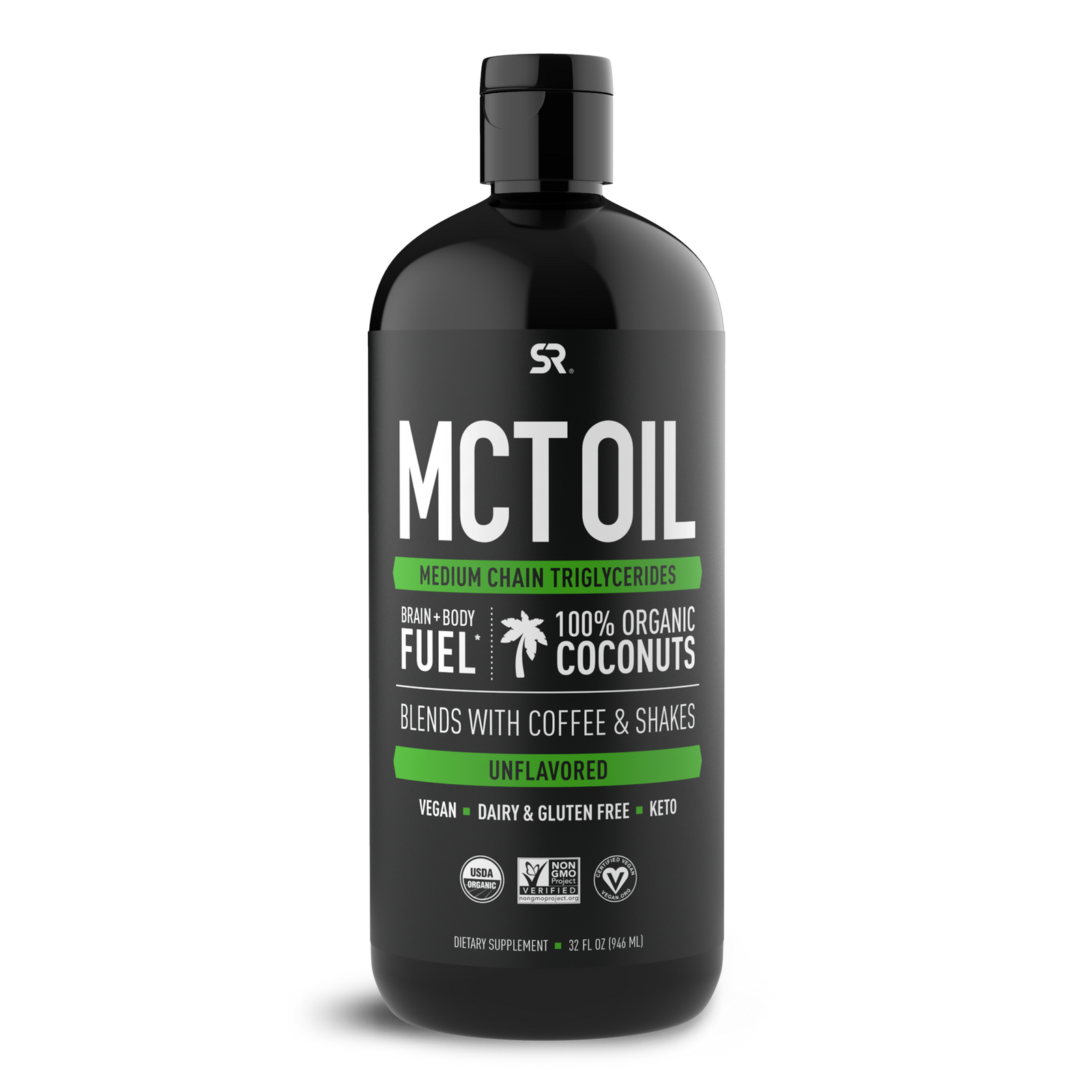 Premium MCT Oil (32oz)