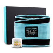 Paige Hathaway Waist Trimmer with Sweet Sweat Coconut Jar (3.5oz)
