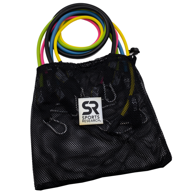 Sports Research Resistance Bands Carrying Bag