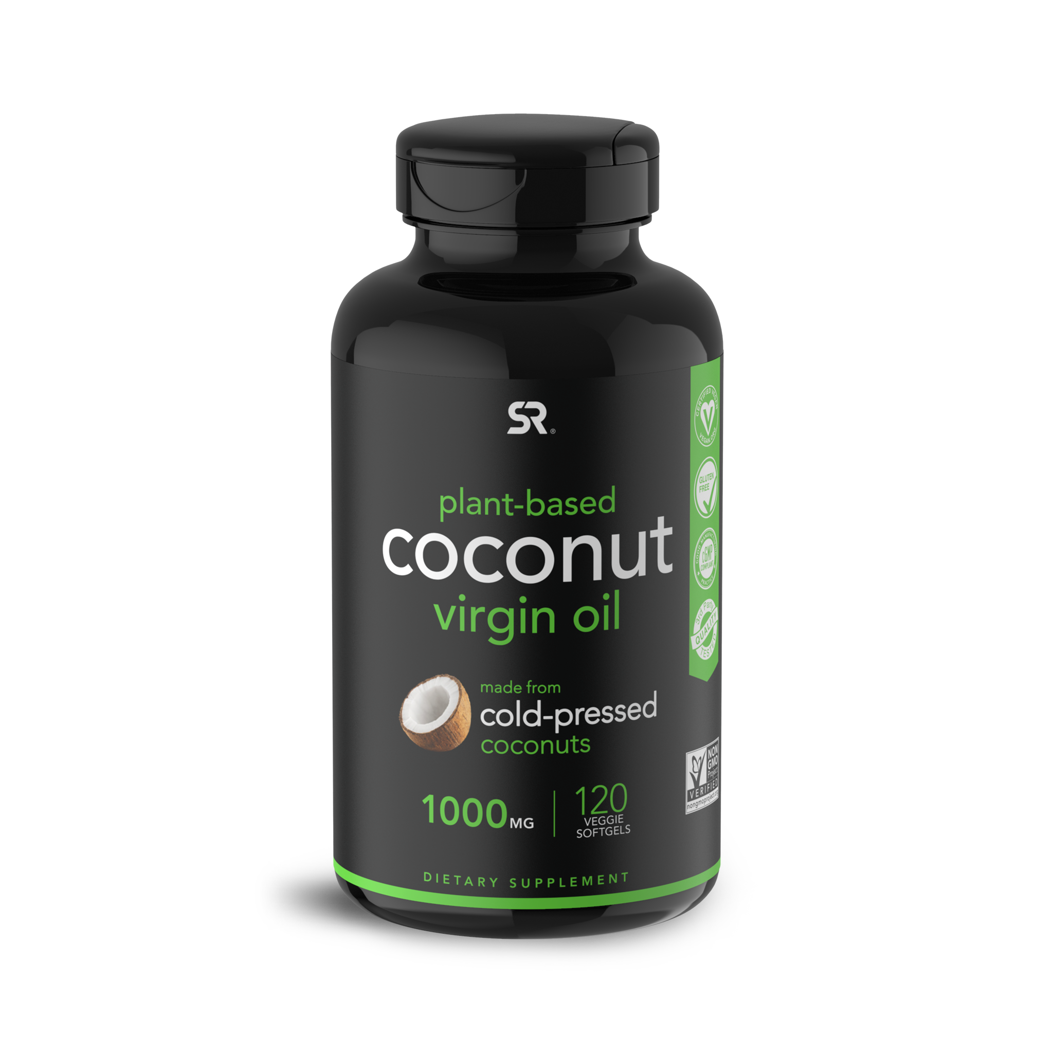 Coconut Oil Softgels