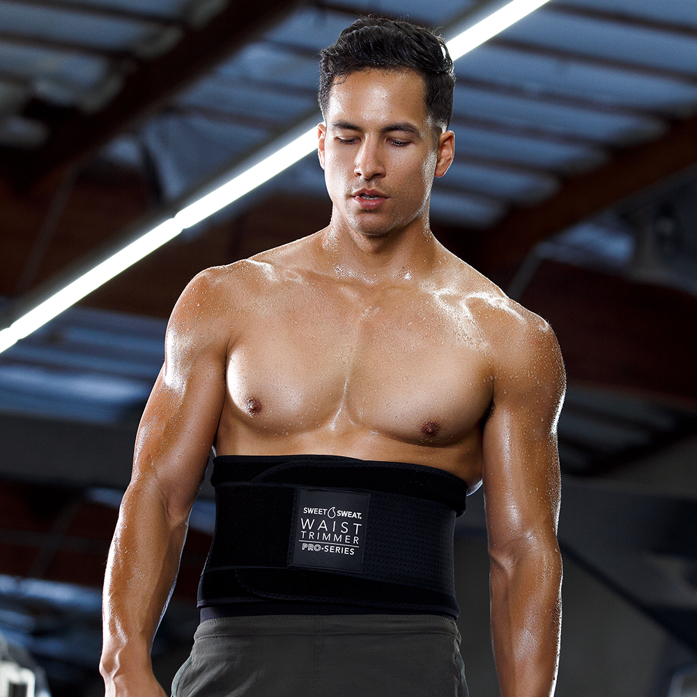 Pro Series Waist Trimmer Black & White