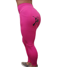NEW Pink Leggings w/ Pockets