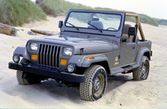 stock Jeep Wrangler YJ