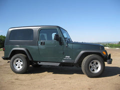 stock Wrangler TJ unlimited
