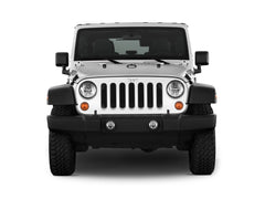 Jeep Wrangler JK front facing