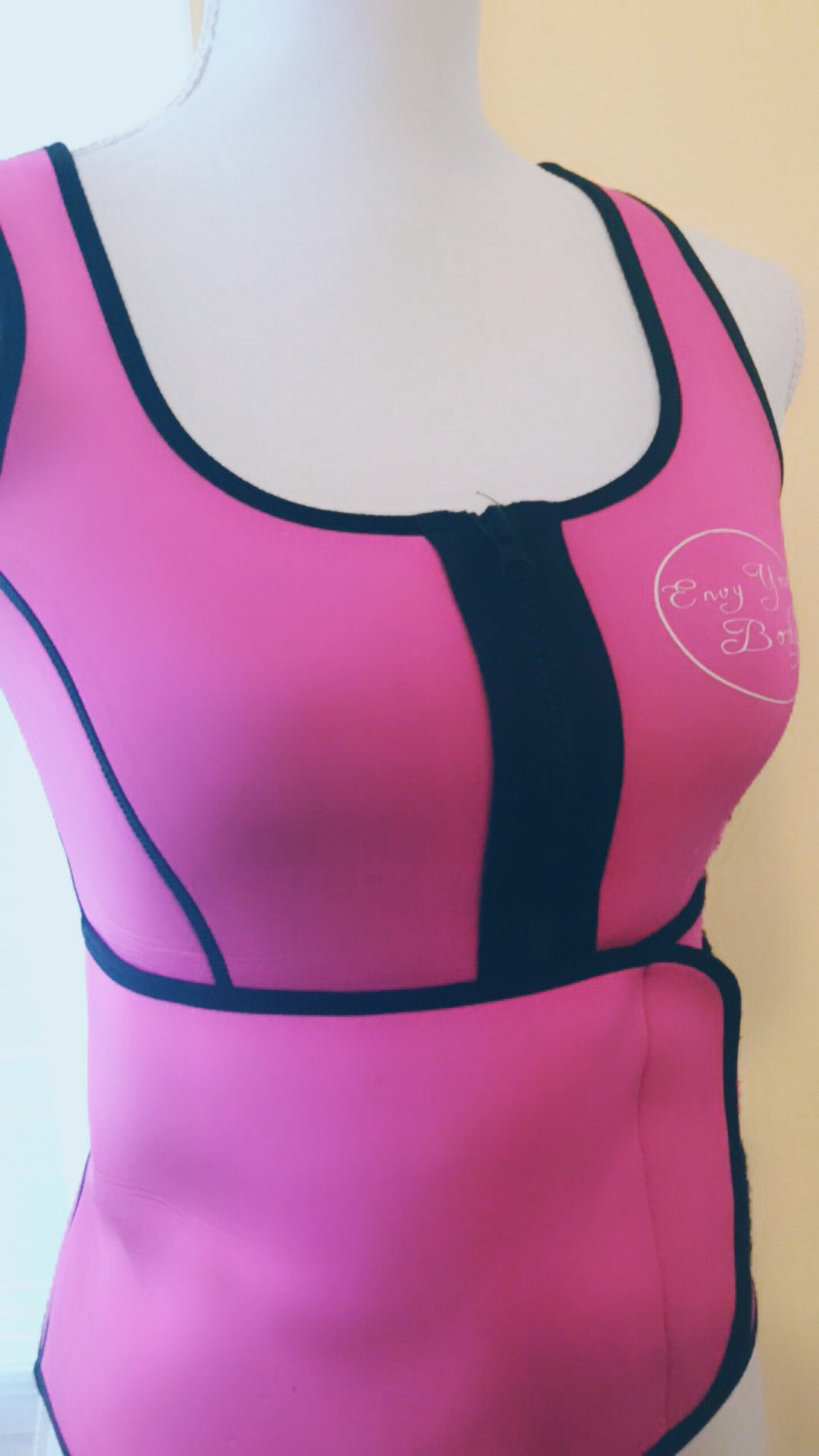 Barbie Pink Sauna Sweat Vest