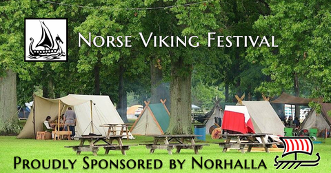 Norhalla, Inc. sponsors the Norse Viking Festival