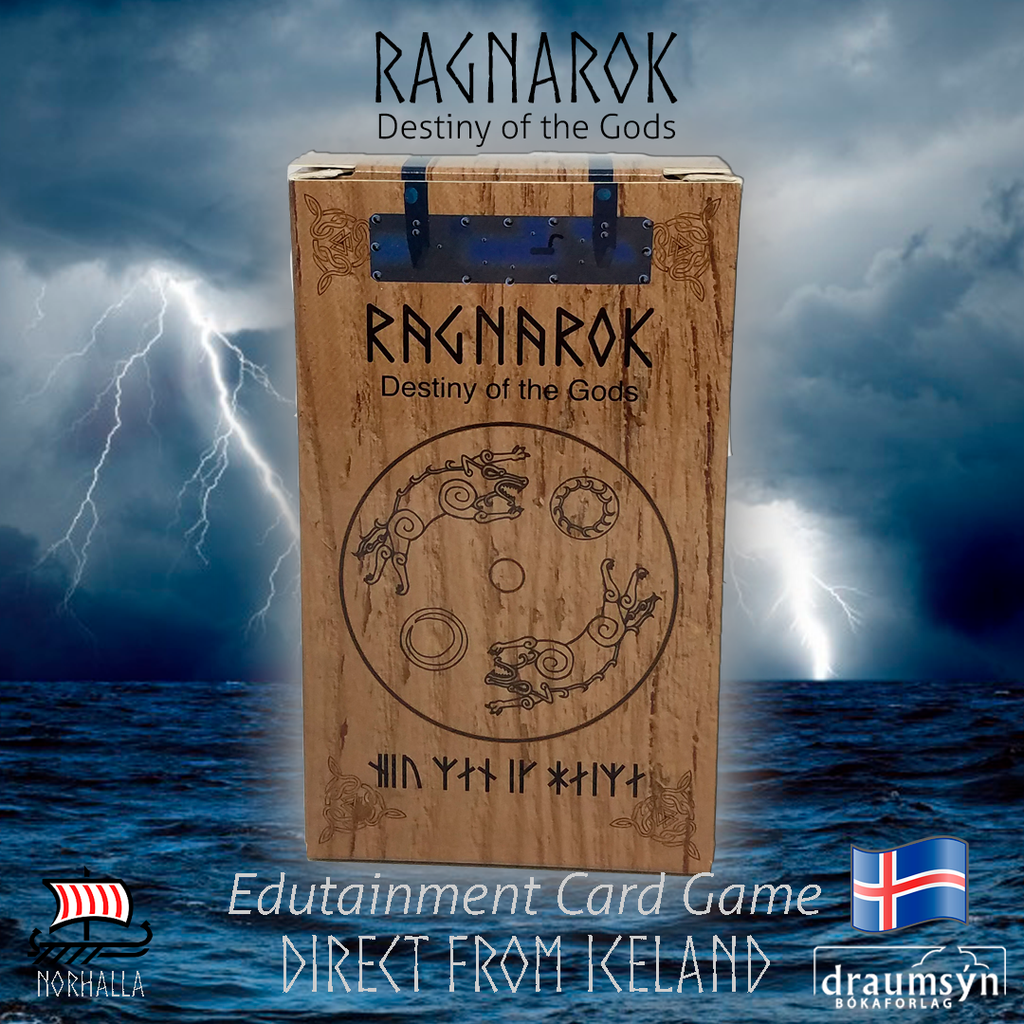 Ragnarok: Destiny of the Gods card game at Norhalla.com