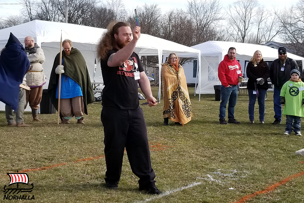 Ragnar's Day 2018 Viking Games. Norhalla.com