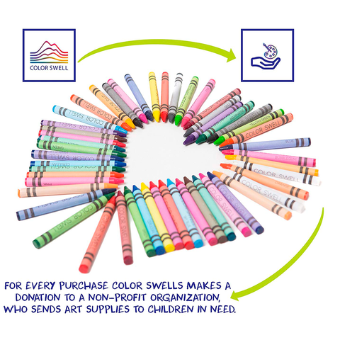 Color Swell Crayons