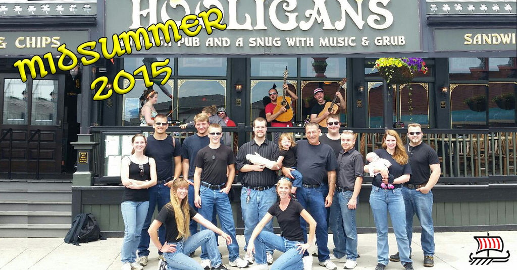 We made our annual trek onto Lake Erie out to South Bass Island for Midsummer 2015 and met at Hooligans for lunch. The afternoon was spent exploring the island and enjoying the day!