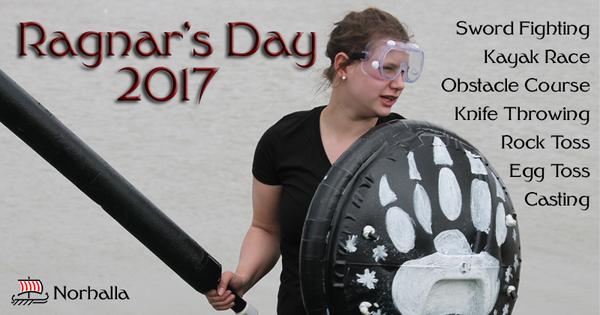 Ragnar's Day 2017 Viking Games - Norhalla.com