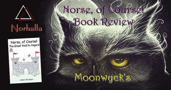 Norse, of Course! book review by Moonwyck's New Age Shoppe