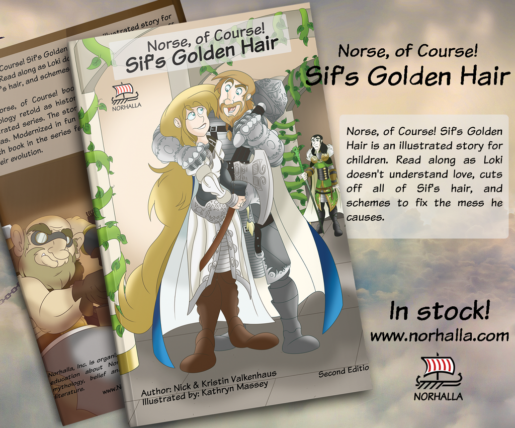 Norse, of Course! Sif's Golden Hair