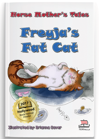 Freyja's Fat Cat Hollywood Book Contest Winner - Norhalla
