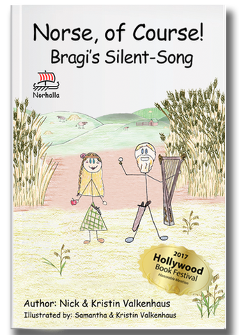 Bragi's Silent Song Hollywood Book Contest Winner - Norhalla