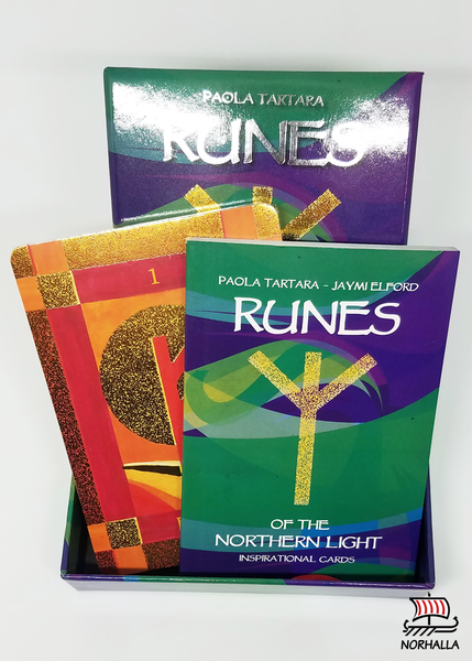 Runes of the Northern Lights Oracle at Norhalla.com