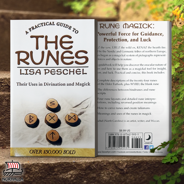 A Practical Guide to The Runes by Lisa Peschel at Norhalla.com