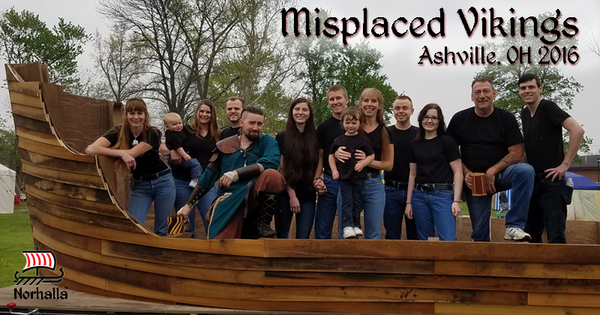 Norhalla crew had a great time at the 13th annual Ashville Viking Festival! Norhalla.com