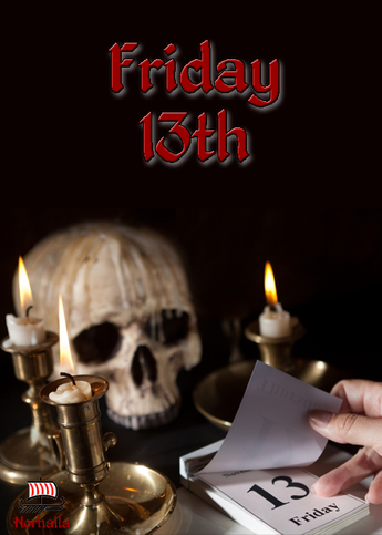 Friday the 13th has been a superstitious day for many in the western world, but we have always seen Fridays and 13's, and especially Friday the 13th as a good day to be filled with celebration. Norhalla.com