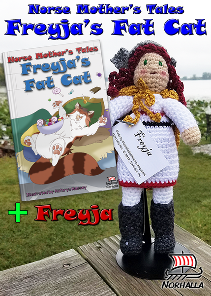 Freyja and Freyja's Fat Cat Combo