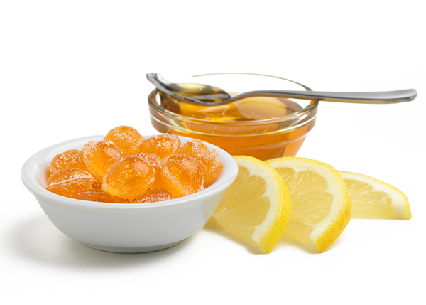 Lemon Honey Soothers - Altai (300mg THC - indica or sativa)