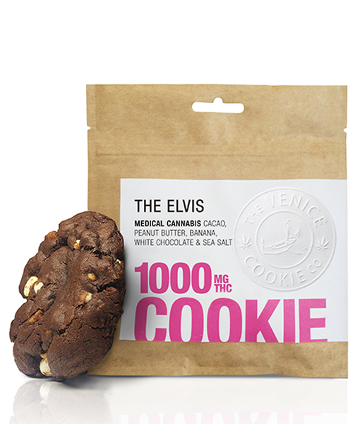 The Elvis Cookie - The Venice Cookie Co. (1,000mg THC)
