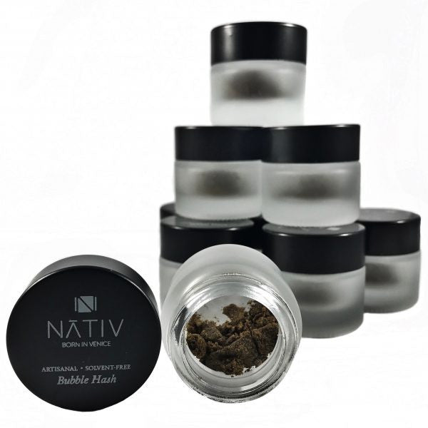 Bubble Hash - Nativ (1g - 11 strains)