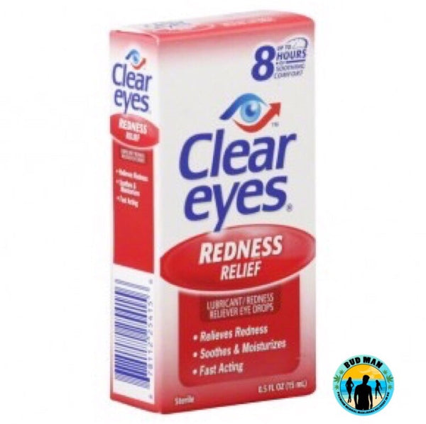 Clear Eyes Redness Relief Drops