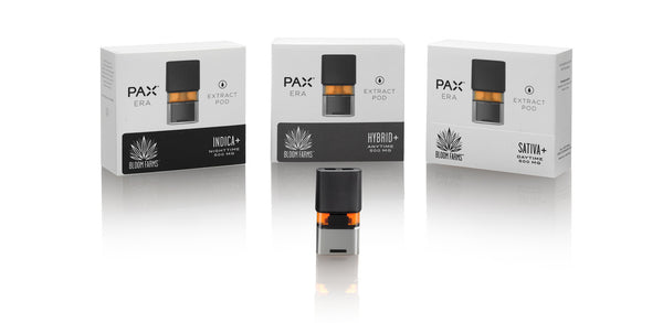 PAX Era Oil Pod - Bloom Farms (500mg - 3 types)