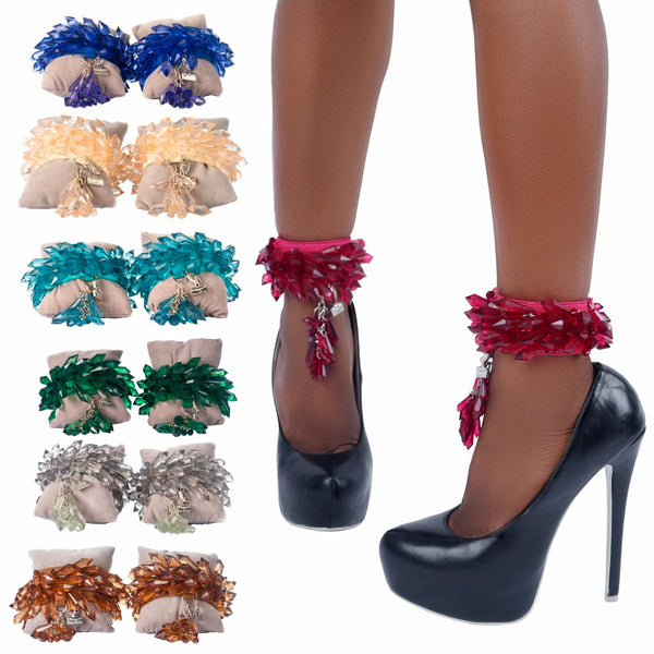 Extra Spike Anklets