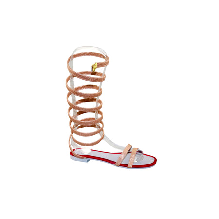 Love Coil Sandals