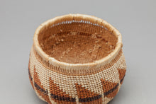 Hupa Treasure Basket, c. 1960