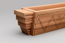 Itukuma Lakaset (Gambling Box) by Greg A. Robinson, Chinook Nation