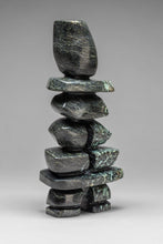 Inukshuk (Image of Man) by Elisusie Parr, Inuit