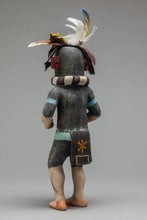 Corn Boy (Runner) Kachina by Michael Dean Jenkins, Hopi Pueblo