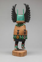 Crow Mother Kachina by Bennett Sockyma, Hopi